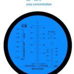 Engine Fluid Glycol Antifreeze Freezing Point Car Battery Refractometer -50~0C