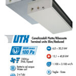 Fan Coils High Static – UTX